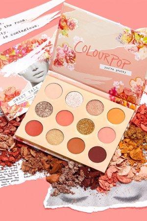 Sweet Talk Eyeshadow Palette | ColourPop