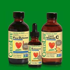25% OffChildlife Vitamins & More @ Vitacost