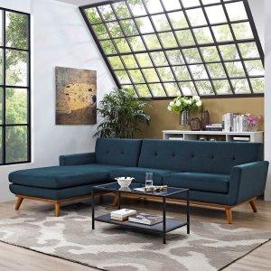 低至4.5折+无税包邮LexMod 高端现代风格家具家饰折扣热卖