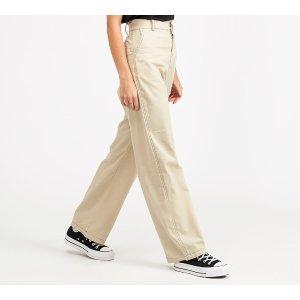 Daisy Street直筒阔腿裤