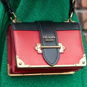 低至4折+包税 Logo手包$219即将截止:Prada 新款单品好价热卖,Cahier腰包$1300+