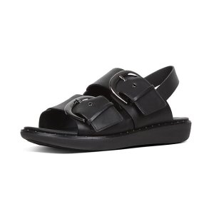FitFlopLeather Back-Strap Sandals