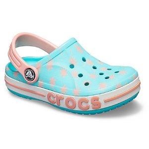 Crocs儿童 Bayaband Seasonal 洞洞鞋