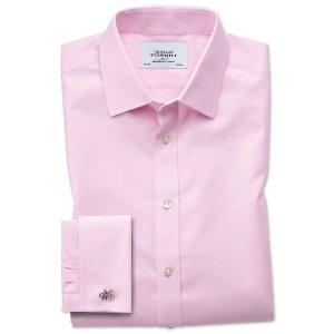 Classic fit 男士衬衣