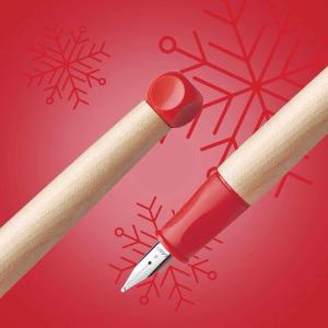 折后仅€11.38 宝贝的第一支钢笔德国 Lamy 凌美 儿童ABC系列学字钢笔 红点奖作品
