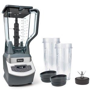 黑五开抢:Ninja 1100瓦专业厨房搅拌机
