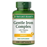 Nature's Bounty 维生素 B12 and C Capsules - Pack of 100