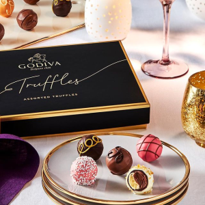 15% OffGodiva Chocolate Friends & Family Site-wide Offer