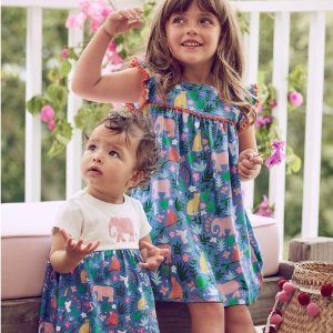 Up to 20%Kids New Arrivals @ Mini Boden