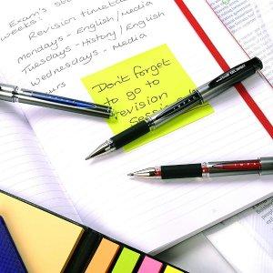 低至5折,£1/支 学生党值得拥有闪购:Uni-ball 三菱精选文具好价热卖 收中性笔、圆珠笔