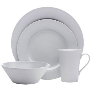 Mikasa16 Piece Dinnerware Set, Service for 4