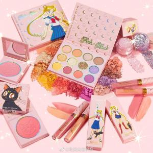 补货啦 $15收唇蜜套装手慢无:Colourpop X Sailor Moon 联名彩妆 快来抢