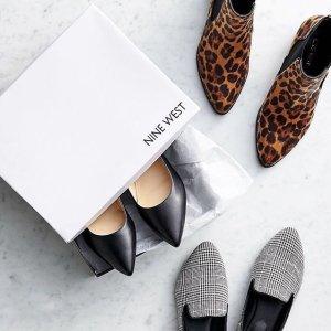 立减$10Nine West 秋季新款美鞋上线