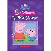 Scholastic 5分钟故事书-粉红猪小妹