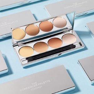 低至5折 收限量版唇膏Topshop 美妆区夏季大促 眼影、唇膏、高光都超美