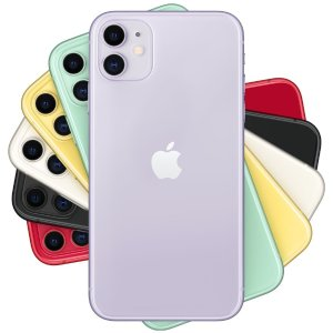 Cricket Port-In: 64GB Apple iPhone 11 + 2-Months Prepaid Unlimited Service