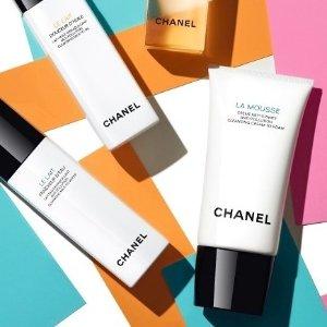 7.5折 不用拼单直接买手慢无:Chanel 爆款山茶花洁面有货速抢 单只€30.75就拿下