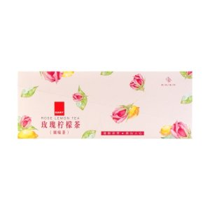 良品铺子 玫瑰柠檬茶 20包入 40g