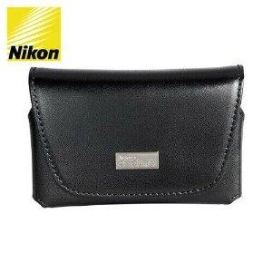 $0.99 免税包邮Nikon Coolpix 数码相机皮革收纳包