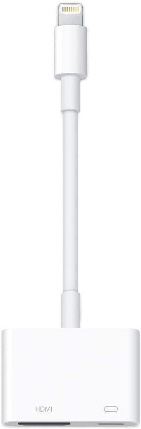 官方 Lightning to HDMI 数字影音转换器