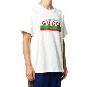 Guccilogo T恤