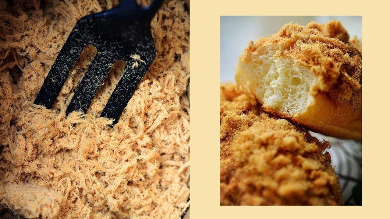 自制肉松食谱!低脂低油低糖无添加!附N种肉松网红吃法!