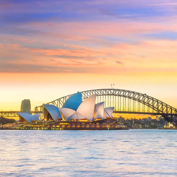 澳大利亚&新西兰游轮