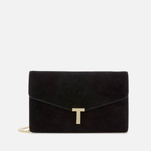 Ted Baker链条包Women's Jakieet Clutch Bag - Black