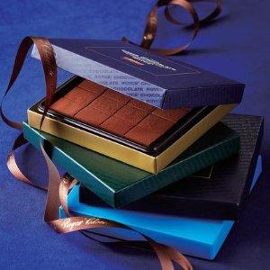 买就送黑巧一盒预告:Royce'巧克力 黑五官网买赠活动 好吃到转圈圈