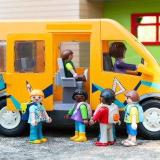 8.5折 学校在呼唤你新品上市:Playmobil 德国儿童创造性拼装玩具 学校系列隆重上市