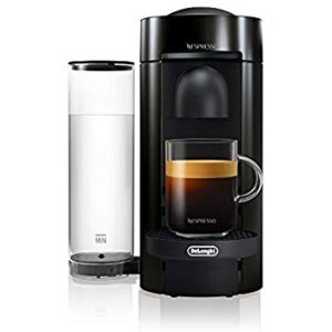 Nespresso by De'Longhi ENV150BM VertuoPlus Coffee and Espresso Machine