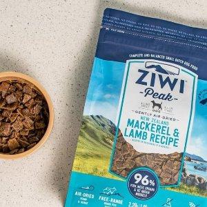 £7入400g装 订阅额外7折Ziwipeak 巅峰高端风干猫粮 猫粮中的爱马仕 所有口味都参与