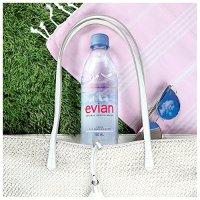 Evian 天然矿泉水 1升 12瓶