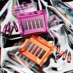 无门槛7.5折+满额送正装唇釉折扣升级:MAC Cosmetics官网 节日限量系列热卖 装点圣诞气氛