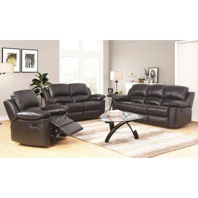 Awe Inspiring Terranova Top Grain Leather Reclining Sofa Loveseat And Uwap Interior Chair Design Uwaporg