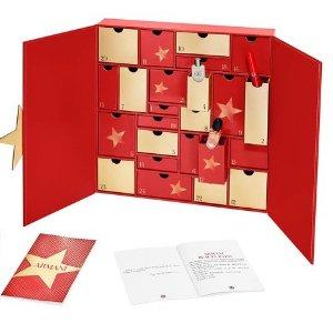 限今天:Armani 阿玛尼 限量圣诞美妆日历史低4折,手慢无(内容物大公开)