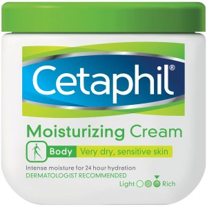 Cetaphil Dry Sensitive Skin Moisturizing Cream, 16.0 OZ