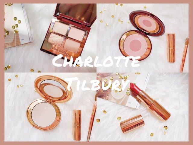 彩妆 Charlotte Tilb...