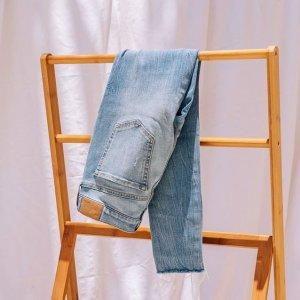 买1送1+免邮Aeropostale 牛仔裤限时优惠