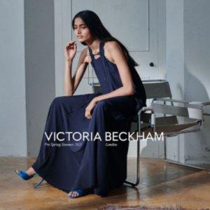 低至4折 针织背心€270收Victoria Beckham 打折季大促 贝嫂的品牌 气质也是拿捏的死死的