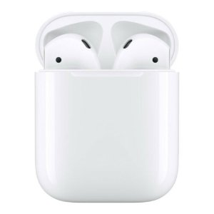 AppleAirPods (2nd Gen) with Charging Case A2032 - White