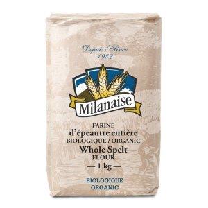 有机麸质全麦面粉 1kg