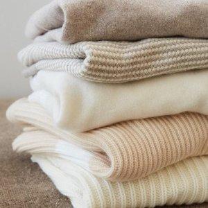 低至5折起 舒适保暖Club Monaco 各款毛衣超值折扣 冬天就是要穿毛衣鸭