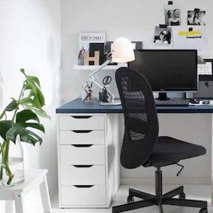 IkeaALEX 抽屉柜