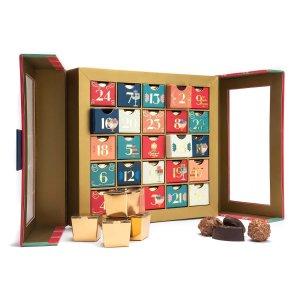 Charbonnel et Walker圣诞倒数日历巧克力礼盒