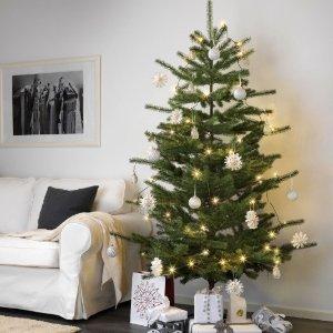 免费!Ikea 现有购买圣诞树送优惠券活动,买$25送$25