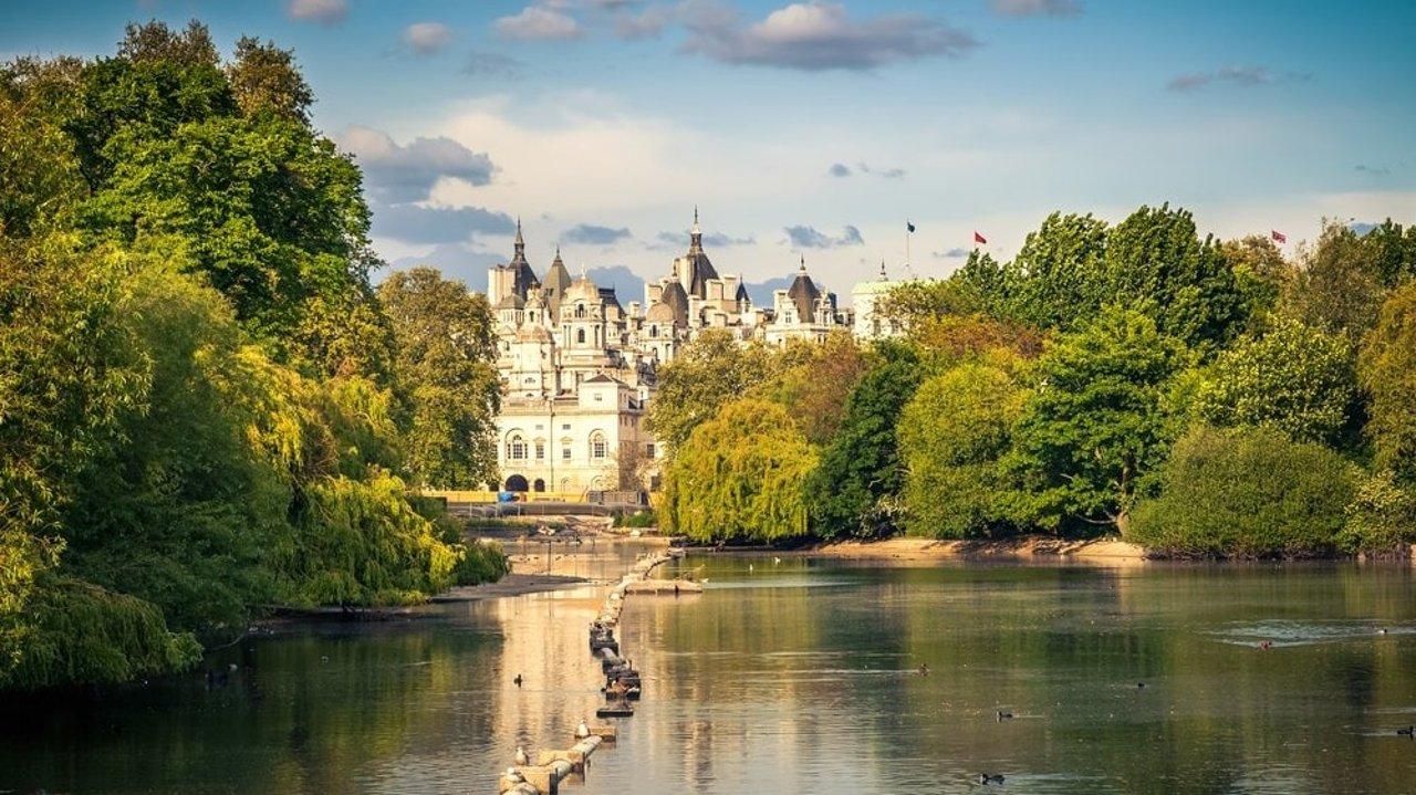 伦敦公园推荐 | 去哪看樱花?去哪看孔雀?11个必打卡伦敦公园超全盘点!