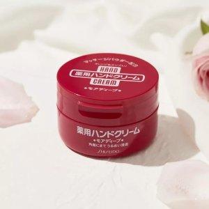 12罐裝¥348資生堂 紅罐尿素護手霜 100g