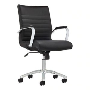 realspace现代感皮质座椅