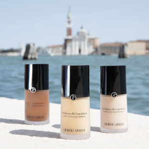 Last Day: 15% off with any Make-up Foundation purchase + Free Gift when you spend $150+  @ Giorgio Armani Beauty